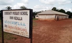 Ishi Ozalla Community Primary School