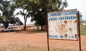 Amodu Awkunanaw Community School