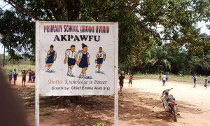 Akpawfu Primary School